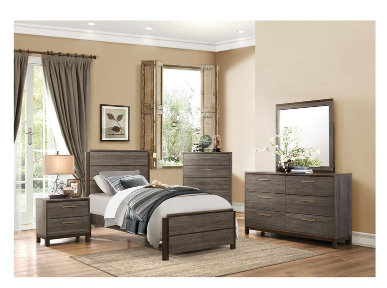 IF 5845 Headboard With Adjustable Legs Available In Single Double Queen