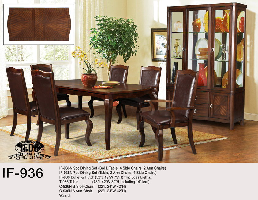 The Vogue Dining Collection 5433