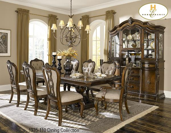 Traditional 11pc Dining Collection 1935 110